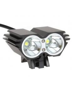 Luz Para Bicicleta CREE XM-L U2 LED 5000 Lúmenes