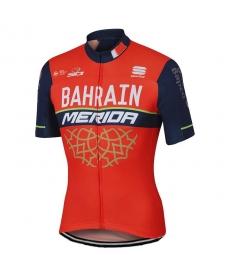 Maillot Corto BAHRAIN MERIDA 2019