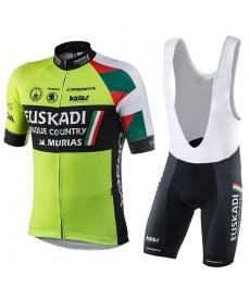 Equipación Ciclismo de Verano EUSKADI