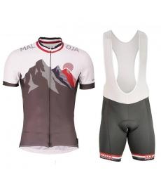 Ropa de Ciclismo de verano con tirantes Maloja 2021