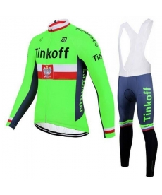 Ropa de Ciclismo Larga Tinkoff