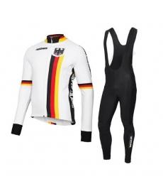 Ropa de Ciclismo Larga GERMANY