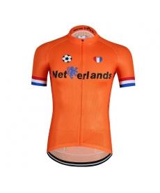 Maillot Ciclista Holanda Mundial 2019