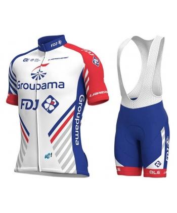 Equipación Ciclismo FDJ 2019