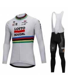 Ropa de Ciclismo Larga Lotto 2021