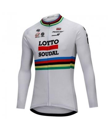 Maillot Ciclista Largo Lotto 2019