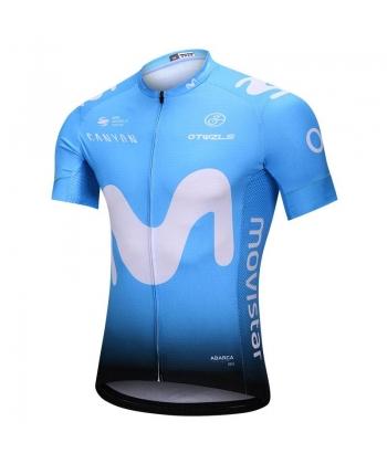 Maillot Ciclista Movistar 2021