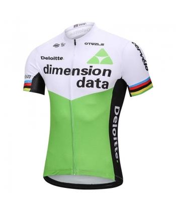 Maillot Ciclista Dimension Data 2021