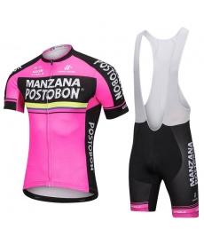 Equipación Ciclismo MANZANA POSTOBON 2019