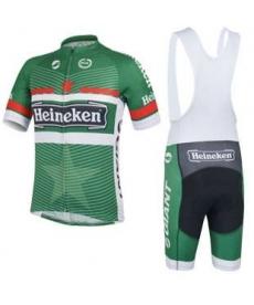 Ropa de Ciclismo de verano Heineken 2019