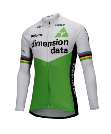 Maillot Largo Termico Dimension Data 2021