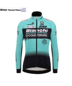 Maillot Largo Termico Bianchi