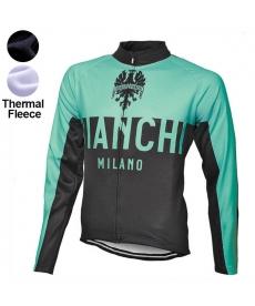 Maillot Largo Termico Bianchi