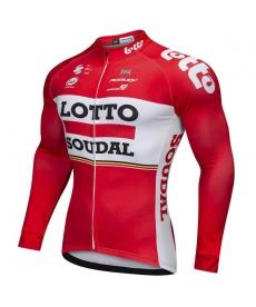 Maillot Largo Termico Lotto