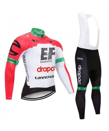 Ropa de Ciclismo Termica EF drapac Cannondale 2019