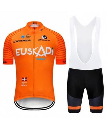 Ropa de Ciclismo EUSKADI 2021