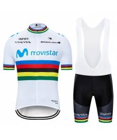 Ropa de Ciclismo Movistar 2019