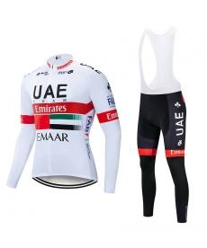 Ropa de Ciclismo Termica UAE 2021
