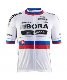 Maillot Corto Bora hansgrohe Slovakia champion 2019