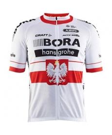 Maillot Corto Bora hansgrohe Poland champion 2019