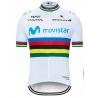 Maillot Ciclista Corto Movistar 2019