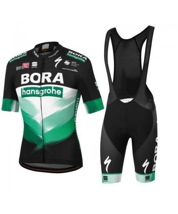 Ropa ciclismo de verano con tirantes BORA hansgrohe 2020