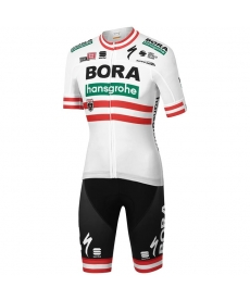 Equipación Ciclismo de Verano BORA hansgrohe Austrian Champion 2020