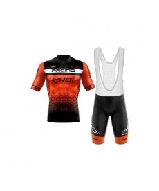 Ropa ciclismo de verano con tirantes EKOI 2020
