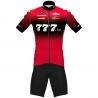 Ropa ciclismo de verano con tirantes 777.be 2021