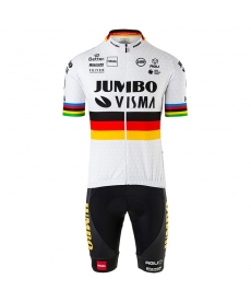 Equipación Ciclismo JUMBO-VISMA German Time Trial Champion 2020