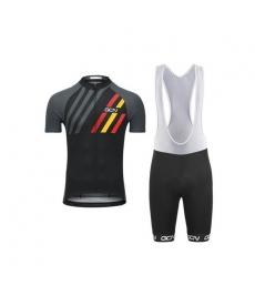 Ropa ciclismo de verano con tirantes GCN 2020