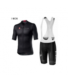 Ropa ciclismo de verano con tirantes INEOS 2020