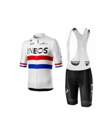 Ropa ciclismo de verano con tirantes INEOS FRANCIA 2020