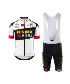 Ropa ciclismo de verano con tirantes JUMBO 2020