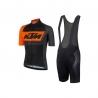 Ropa ciclismo de verano con tirantes KTM 2020
