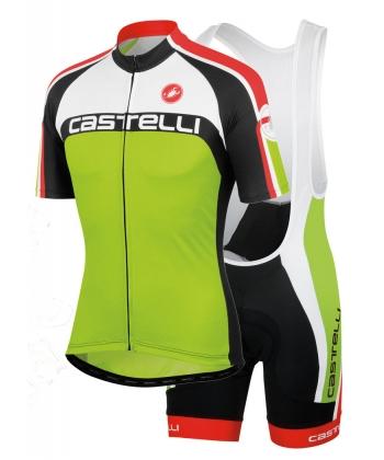 Ropa ciclismo de verano con tirantes Castelli 2021