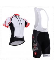 Ropa ciclismo de verano con tirantes 3T Castelli 2021