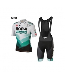 Ropa ciclismo de verano con tirantes BORA 2020