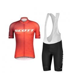 Ropa ciclismo de verano con tirantes Scott 2021