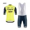 Ropa ciclismo de verano con tirantes Trek Segafredo 2021