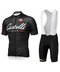 Equipación corta con tirante Castelli 2021