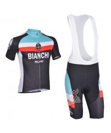 Equipación corta con tirante Bianchi 2021