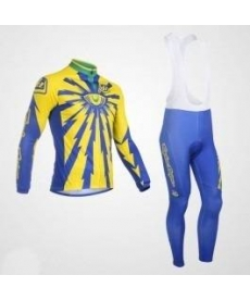 Ropa de Ciclismo Termica LTD Con Tirantes