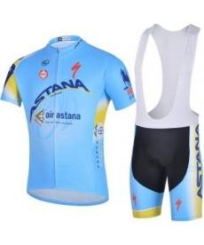 Ropa de Ciclismo de verano Astana 2014