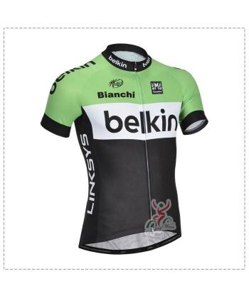 Maillot Ciclista Corto Belkin 2014