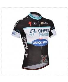 Maillot Ciclista Corto Quick Step 2014