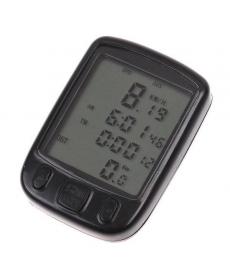 Cuenta Kilometros para Bicicleta con 24 Funciones