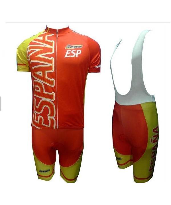 55706490e8ae8 Equipacion Ciclismo España ...