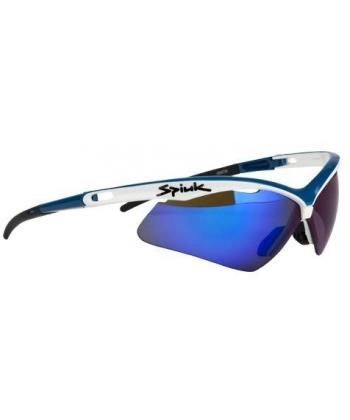 Gafas Spiuk Ventix Blancas y Azules 2014