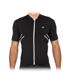 Maillot Ciclista Spiuk Elite Men jersey Negro